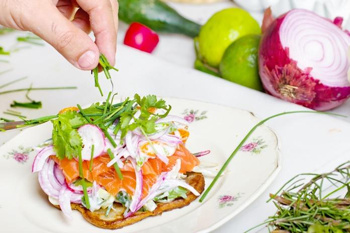 Šventiniai patiekalai šiemet – tokie pat sotūs, bet sveikesni